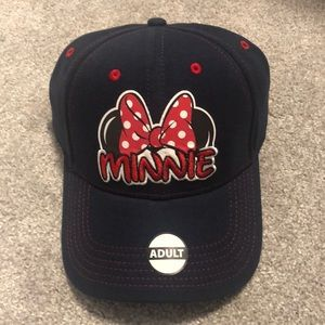 NWT Minnie Mouse hat